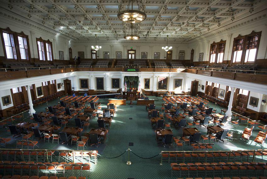 Texas Senate.