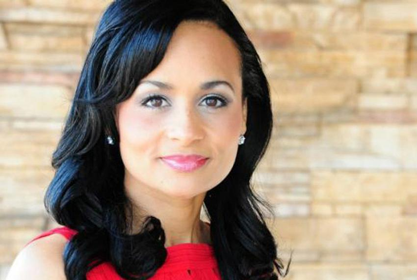 Dallas County Tea Party activist Katrina Pierson.