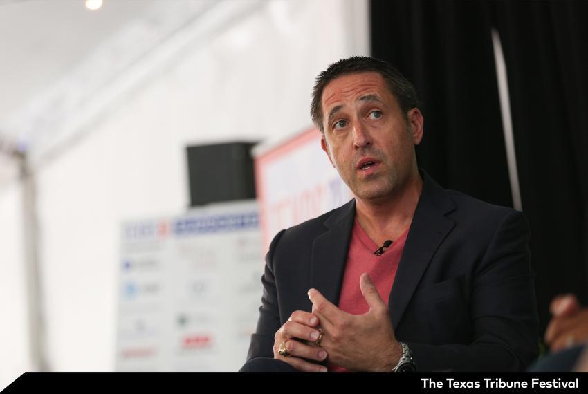 Texas Comptroller of Public Accounts Glenn Hegar.