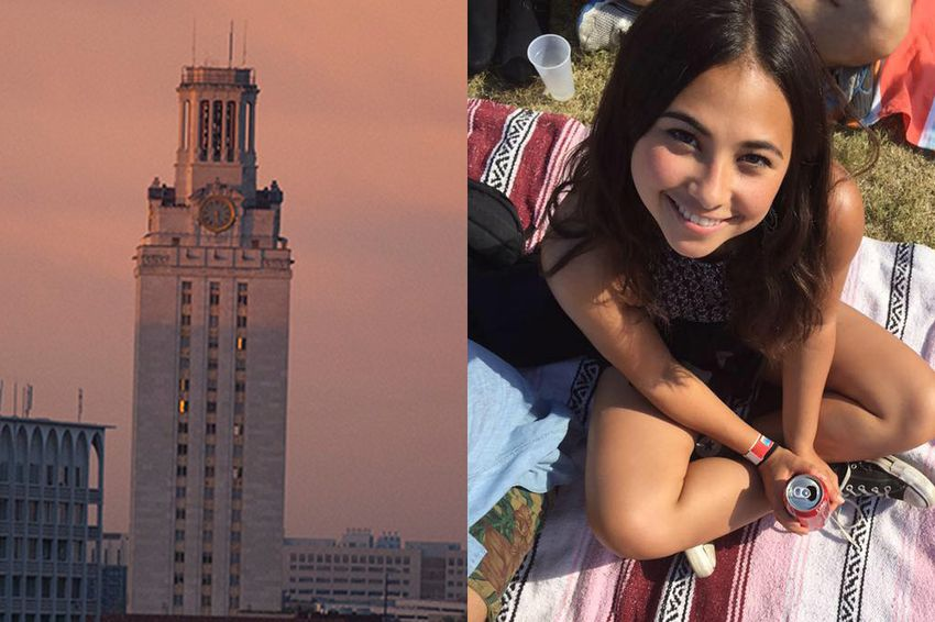 University of Texas at Austin student Haruka Weiser was found slain on campus in April 2016.