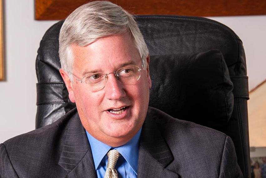 Mike Collier, a retired Houston-area businessman running for Comptroller in 2014 as a Democrat.
