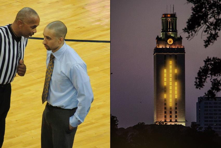New UT basketball coach Shaka Smart.