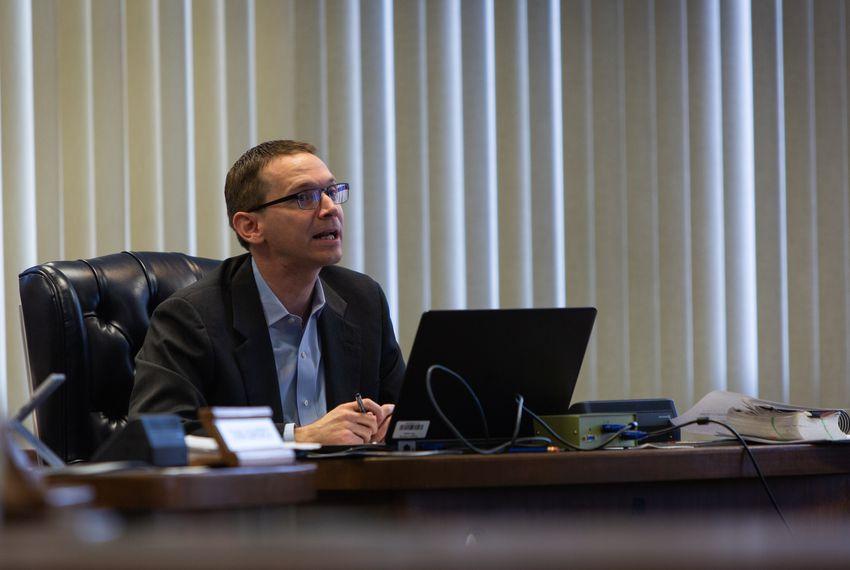 Mike Morath has headed the Texas Education Agency since January 2016.
