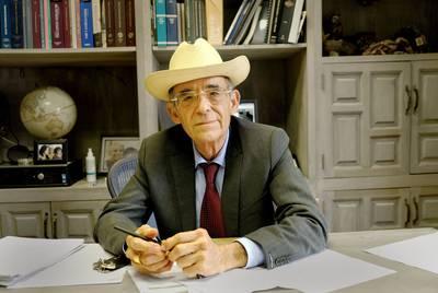 Laredo attorney Ricardo de Anda is representing Byron and his father David Xol in their asylum cases.   De Anda Law Firm