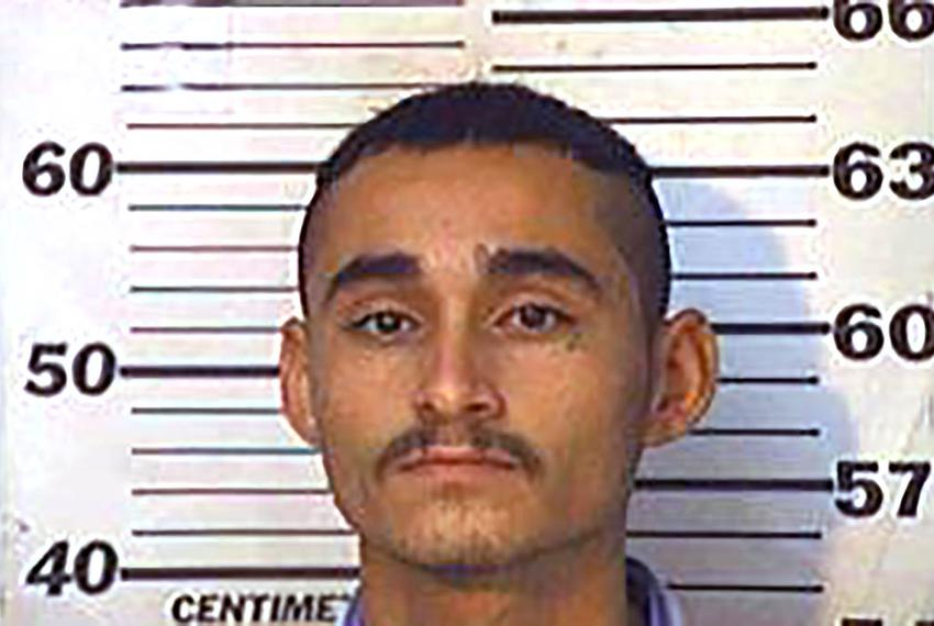 Victor Reyes, shown in 2001 jail mug shot from Hidalgo County. Authorities say Reyes, an undocumented immigrant, went on a J…