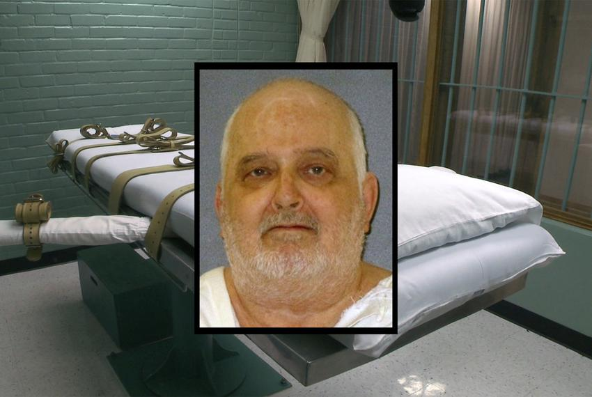 Danny Bible received the death sentence in 2003 after confessing to the 1979 slaying of Inez Deaton.