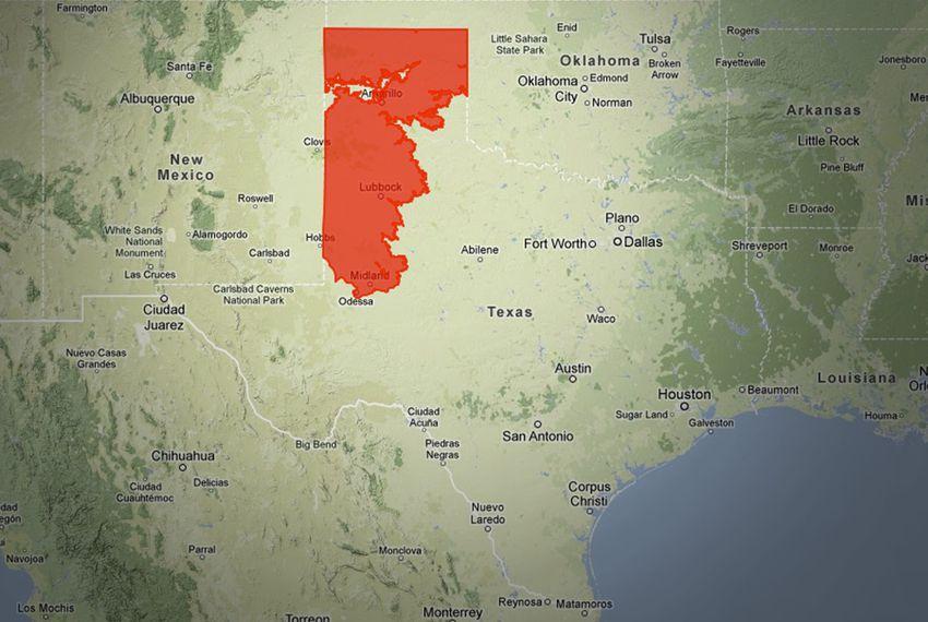 Ogallala Aquifer in Texas Panhandle Suffers Big Drop   The Texas Tribune