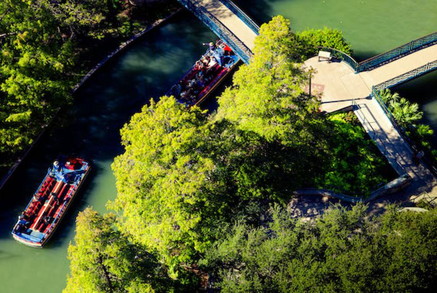 J. Carl Ganter/Circle of Blue. The civic resource underlying San Antonio's $15.2 billion annual tourism sector is the River …