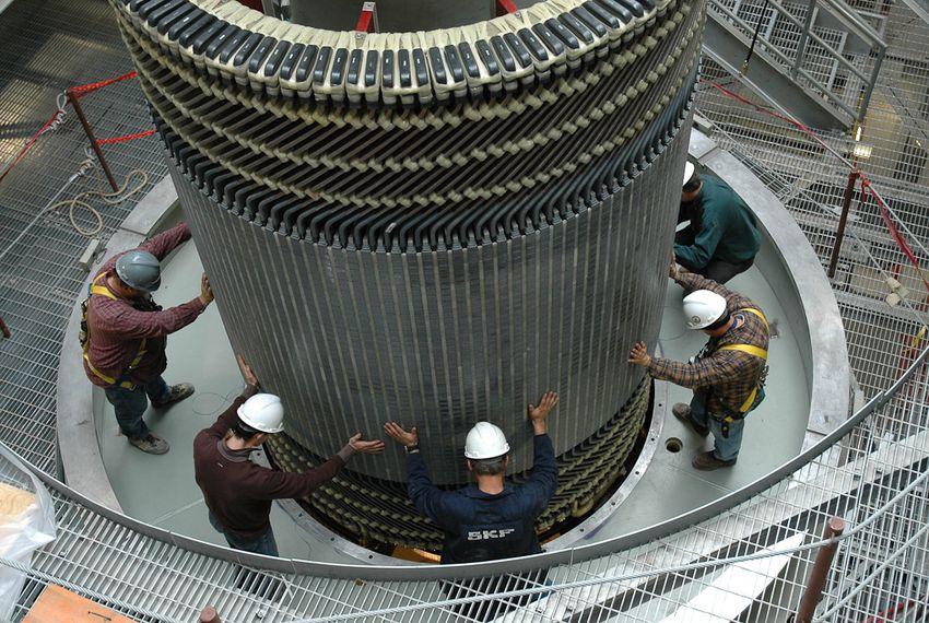 ETT Variable Frequency Transformer in Laredo.