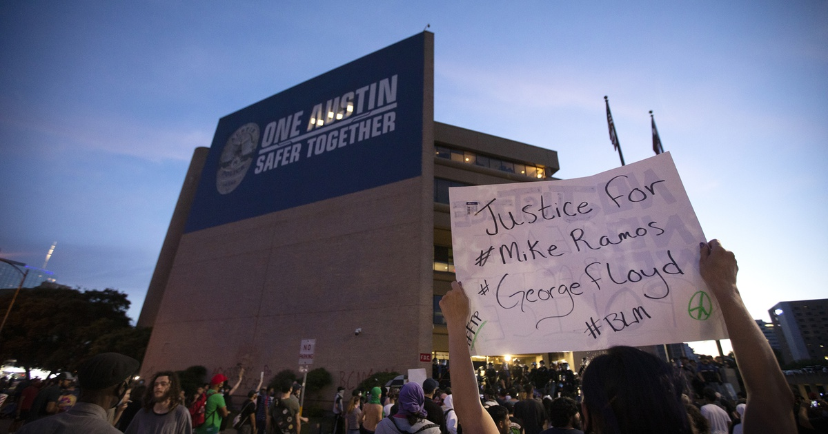 Austin Police Officer Who Shot And Killed Michael Ramos Charged With Murder The Texas Tribune