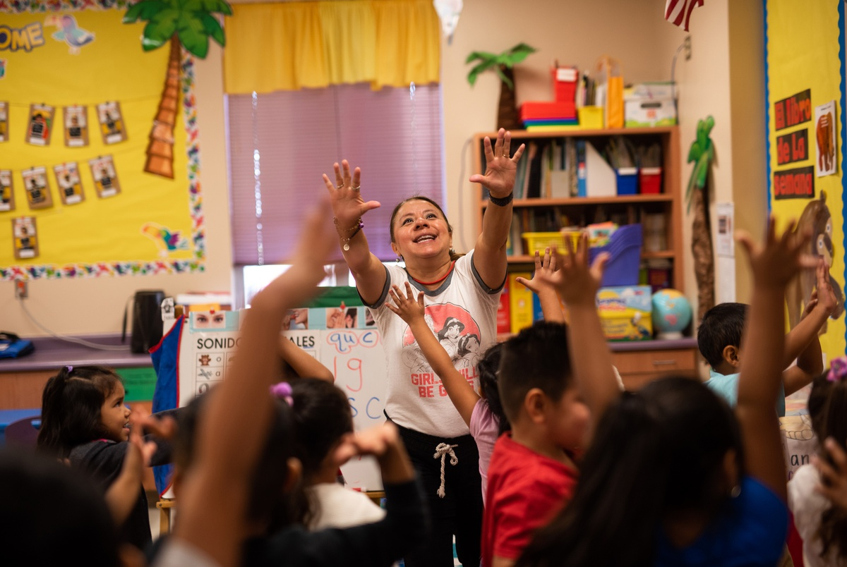 Texas is paying more for full-day pre-K. But some school districts ...