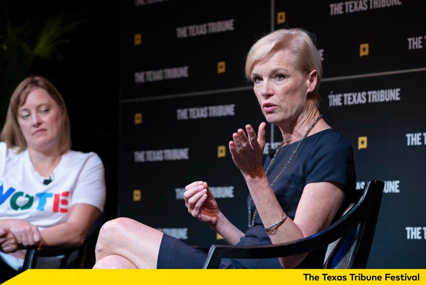 Former 2006-2018 head of Planned Parenthood Cecile Richards talks about her years in the trenches with Anna Palmer of Poli...