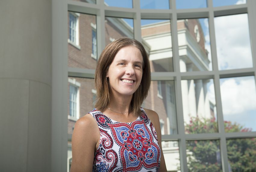 Paige Ware chairs the Department of Teaching and Learning at the Simmons School of Education and Human Development at Southern Methodist University.