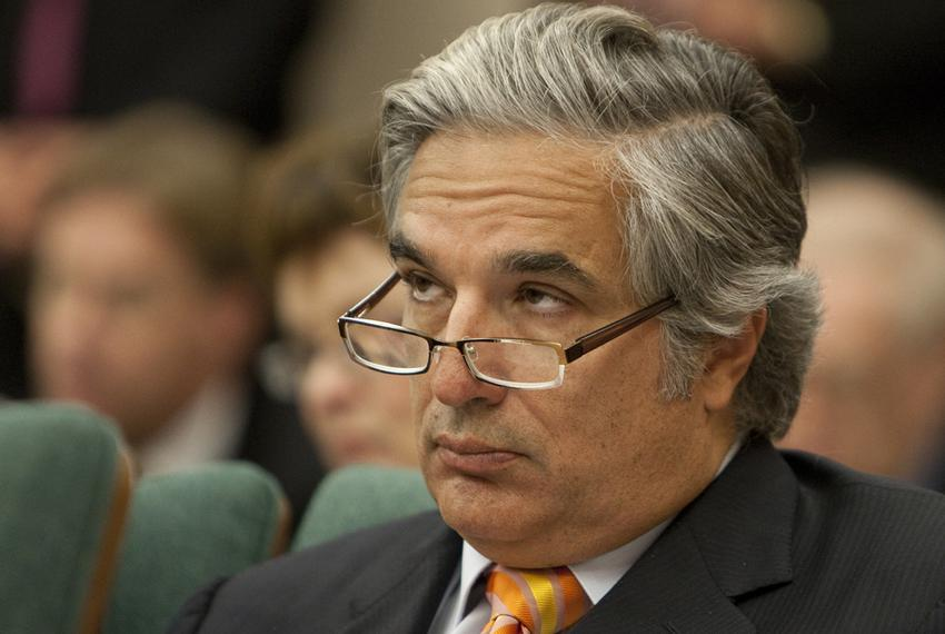 University of Texas Chancellor Francisco G. Cigarroa during Joint Committee on Oversight of Higher Education Governance, Exc…