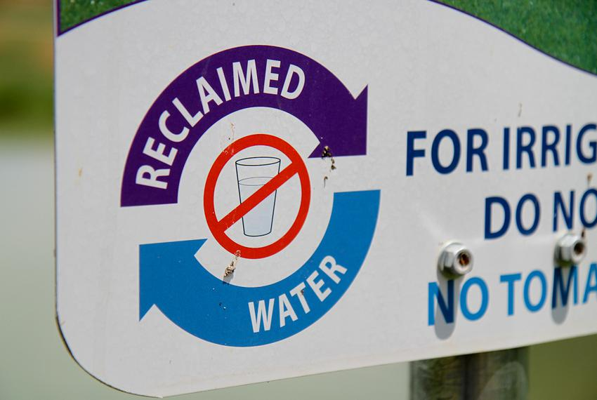 The Chester W. Ditto Golf Course in Arlington, Texas, recently began using reclaimed water from Fort Worth's wastewater tr...