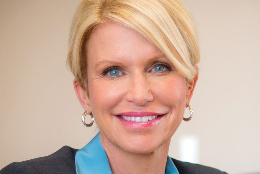 Former Dallas County District Attorney Susan Hawk