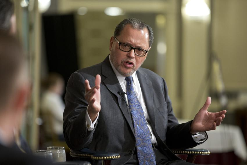 State Sen. José Rodríguez, D-El Paso, said he would consider a filibuster on open carry legislation during a Texas Tribune...