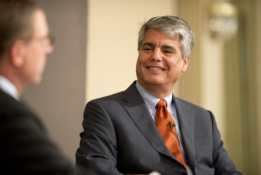 Greg Fenves of UT-Austin discusses the first three months of his tenure as the university's president during a Texas Tribune…