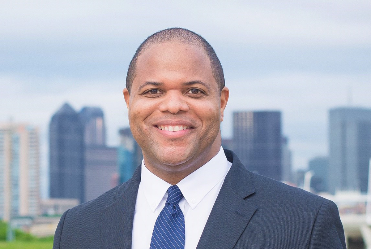 Watch: A conversation with Dallas Mayor Eric Johnson