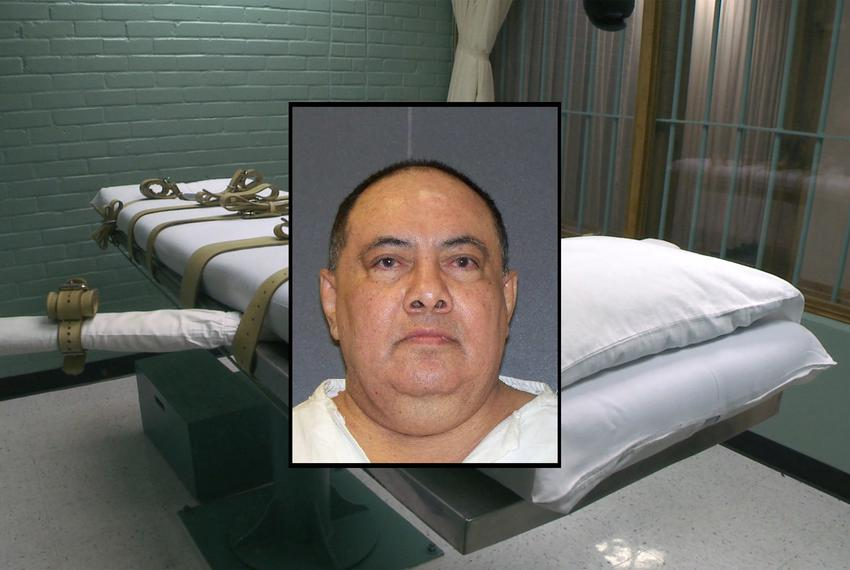 Mexican national Robert Ramos is scheduled to be executed on Nov. 14, 2018, for the Feb. 1992 murder of his wife and their...