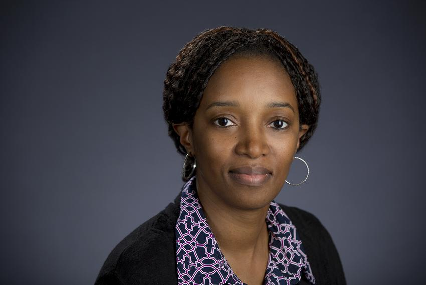 Dr. Fikile Nxumalo is an assistant professor at the UT-Austin's College of Education.
