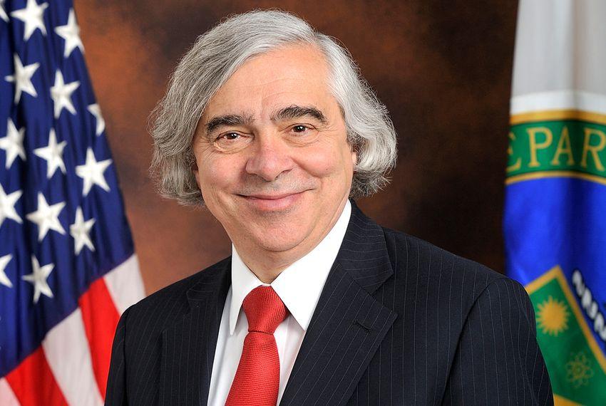 U.S. Energy Secretary Ernest Moniz
