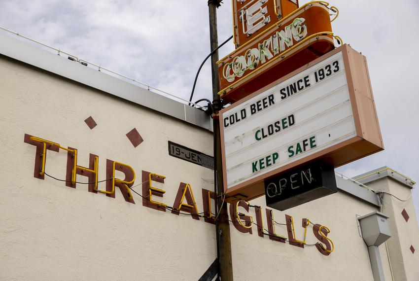 Threadgill's restaurant is closing permanently due to the coronavirus pandemic.