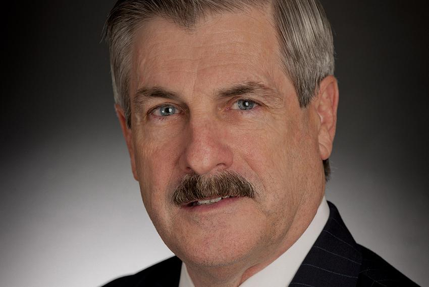 Texas Tech University System administrator John Opperman has been named interim president of the flagship campus.
