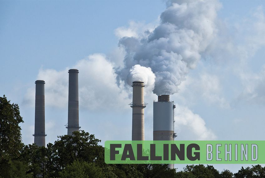 Texas remains one of the most significant contributors to global warming in the world. Year after year, Texas spews out more greenhouse gases than any other state in the country.