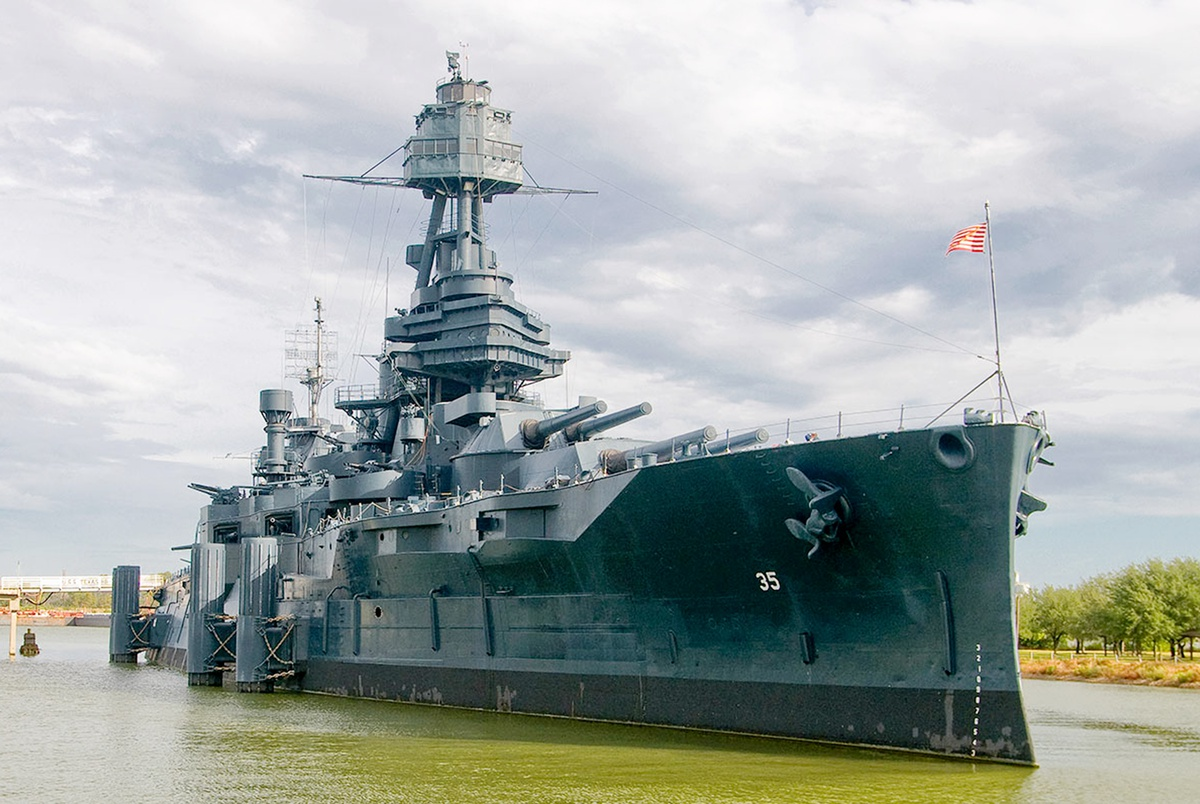 Why the Battleship Texas may soon be leaving Harris County for good