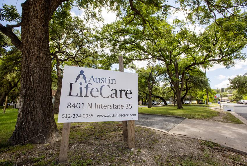 Austin Life Care in Austin, Texas July 18, 2019