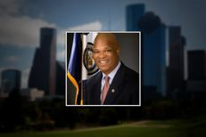 Houston City Council Member, Dwight Boykins.