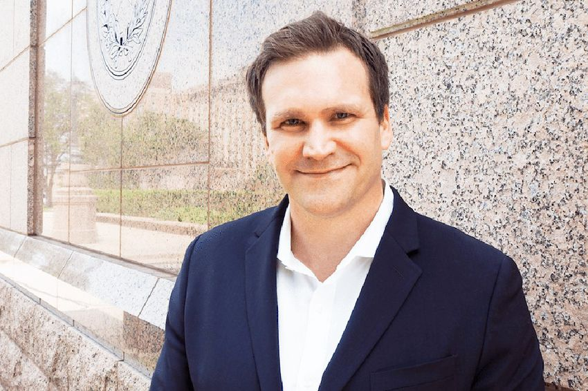 Baker Harrell, CEO of It's Time Texas.