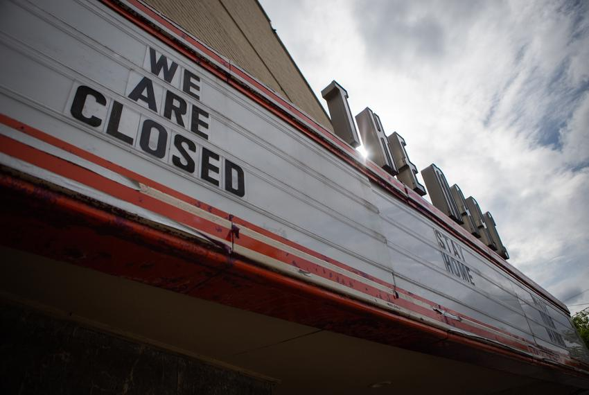 The Marc, a nightclub and venue in San Marcos, has closed due to the COVID-19 pandemic, and it asks people to stay home and …