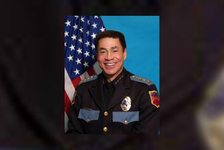 El Paso Police Chief Greg Allen.