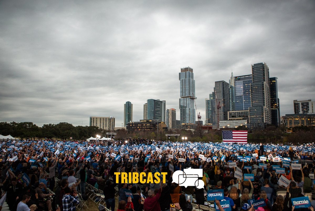 TribCast: Bernie Sanders' Super Tuesday momentum and judicial election questions