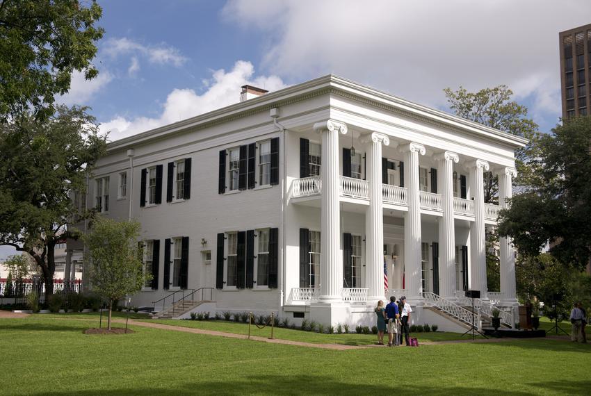 Governor's Mansion in Austin.
