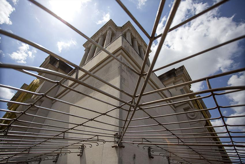 University of Texas at Austin tower, June 22, 2016.