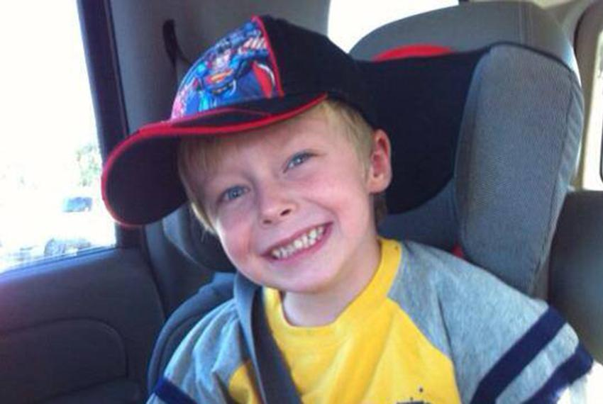 Wyatt McDaniel died in an accident while playing in a sand pile with his little brother on Jan. 25, 2013. His mother, Lara M…