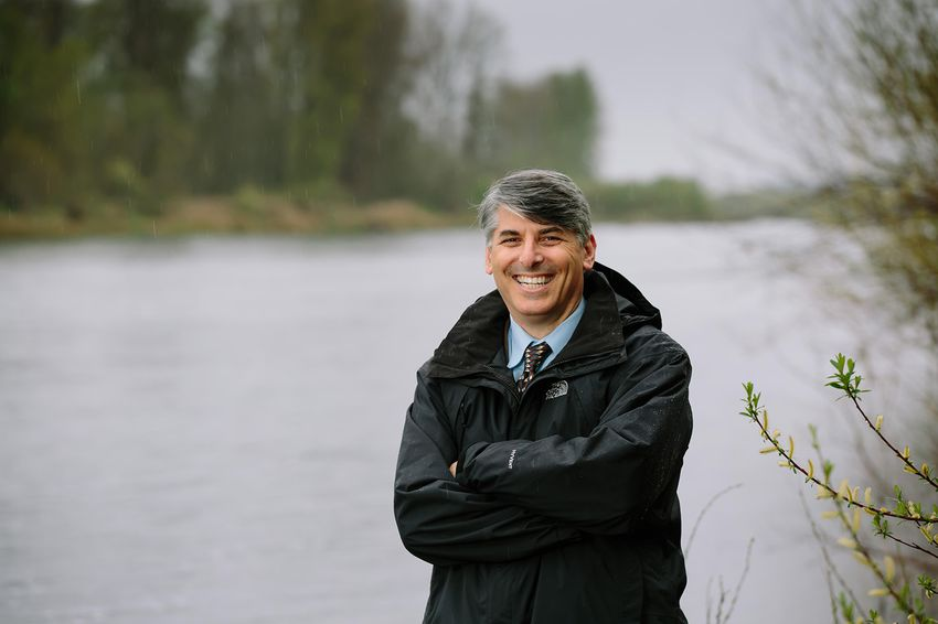 Aaron Wolf is a professor of geography in the College of Earth, Ocean, and Atmospheric Sciences at Oregon State University.
