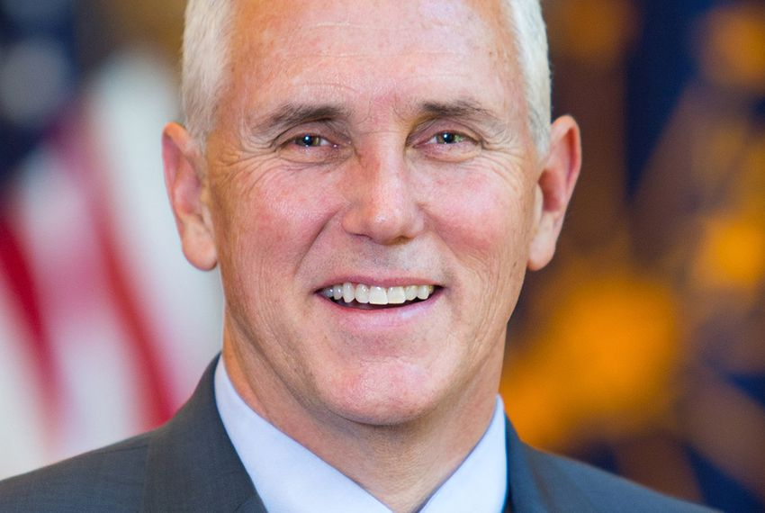 Gov. Mike Pence of Indiana is Donald Trump's announced choice for vice president.