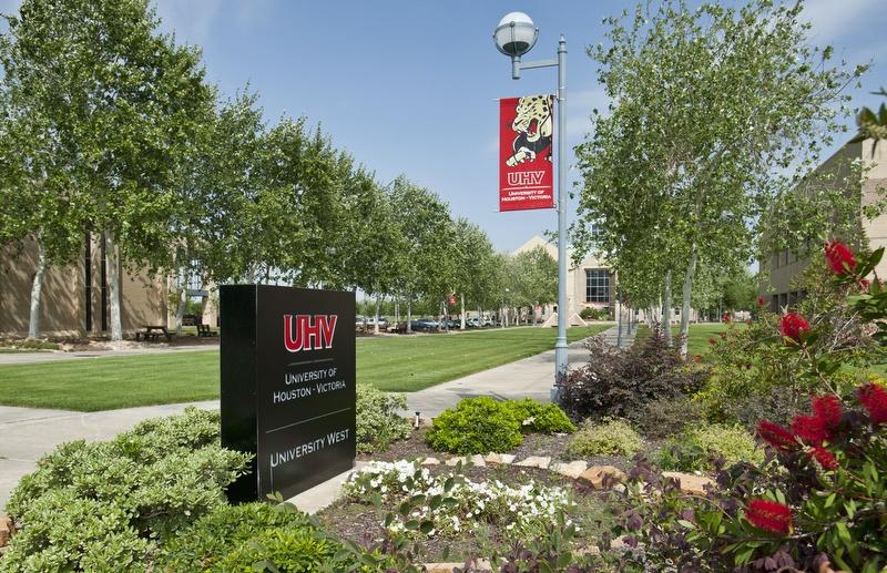 University of Houston-Victoria campus.