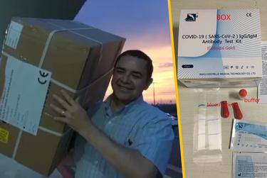 A Laredo Er Spent 500 000 On Coronavirus Tests Health Officials Say They Re Unreliable State And Regional News Theeagle Com