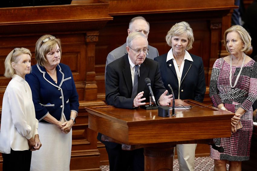 Special session abruptly ends in Texas House