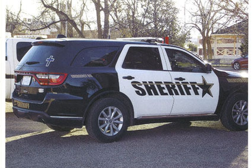Brewster County Sheriff Ronny Dodson is allowing his deputies to place sticker crosses on their patrol vehicles.