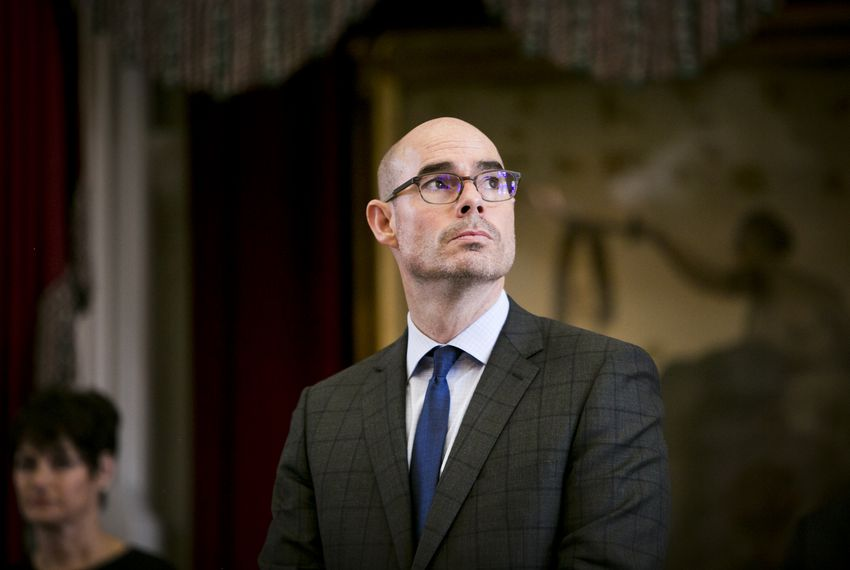 Republican House Speaker Dennis Bonnen has been accused of politically targeting members of his own party.