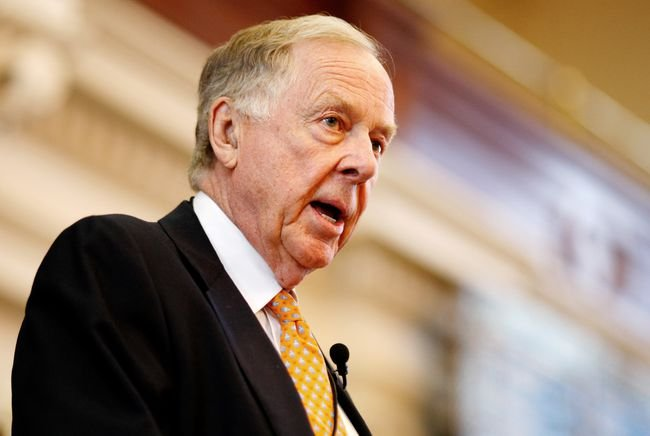 T  Boone Pickens dies at 91 | The Texas Tribune