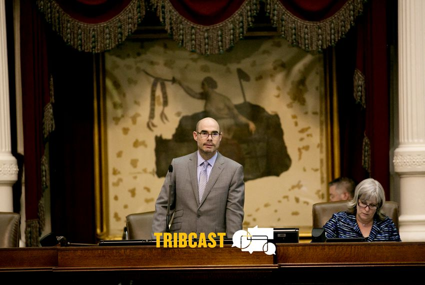 House Speaker Dennis Bonnen on May 9, 2019.