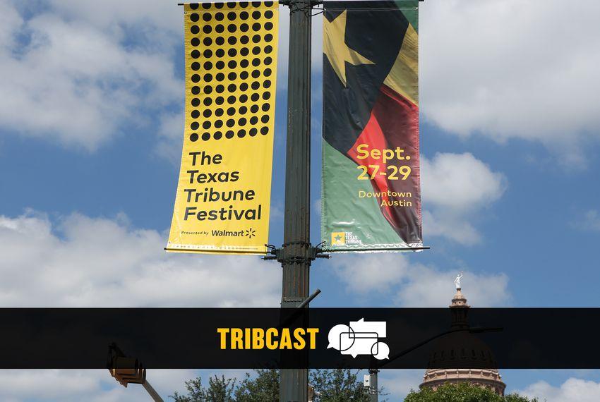 The Texas Tribune Festival runs from Sept. 27-29, 2018.