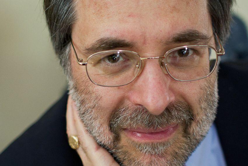Director of  Intellectual Entrepreneurship, Richard Cherwitz, in his home Mar. 23, 2011.